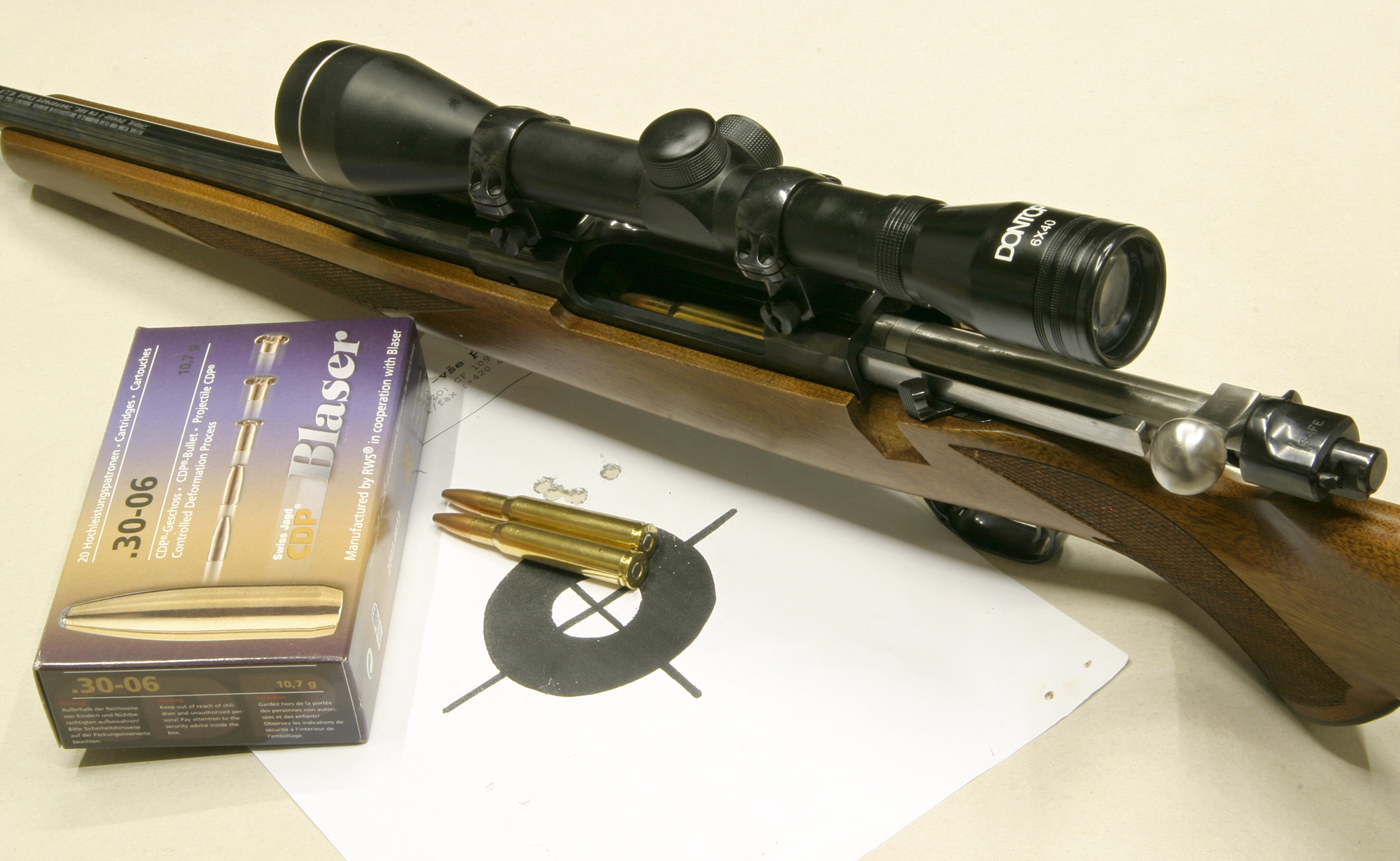 Ruger M 77 Mark II Left-Handed