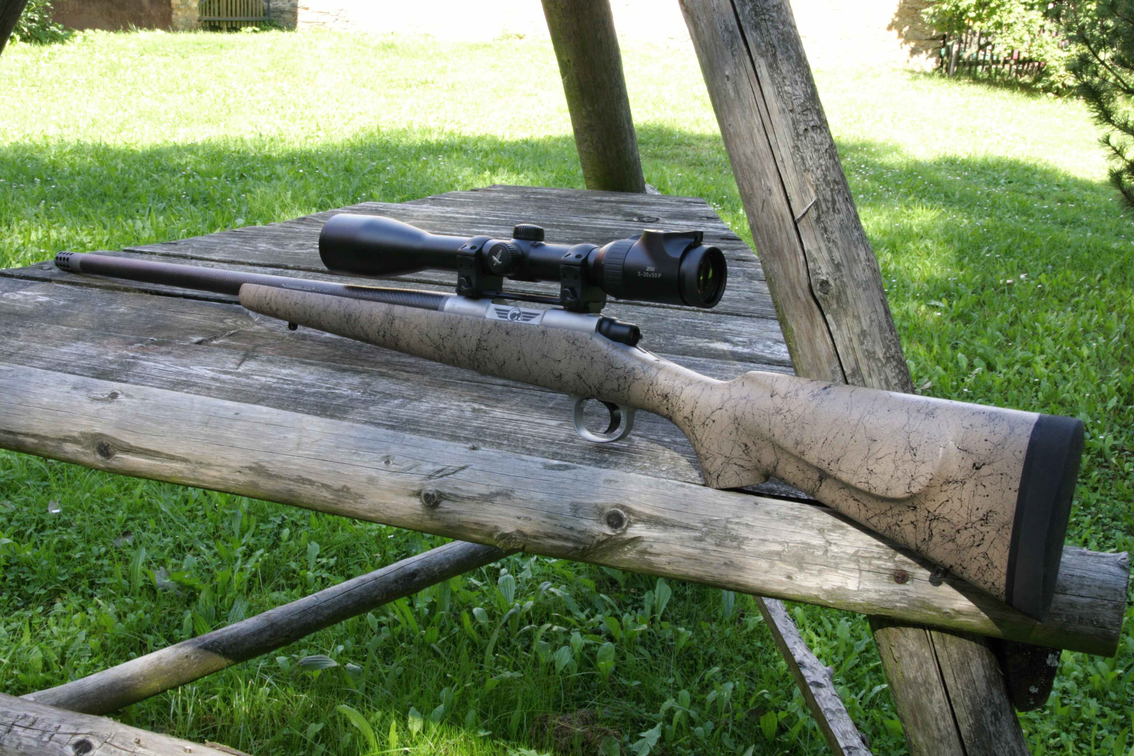 Christensen Arms – Hunter 270 WSM